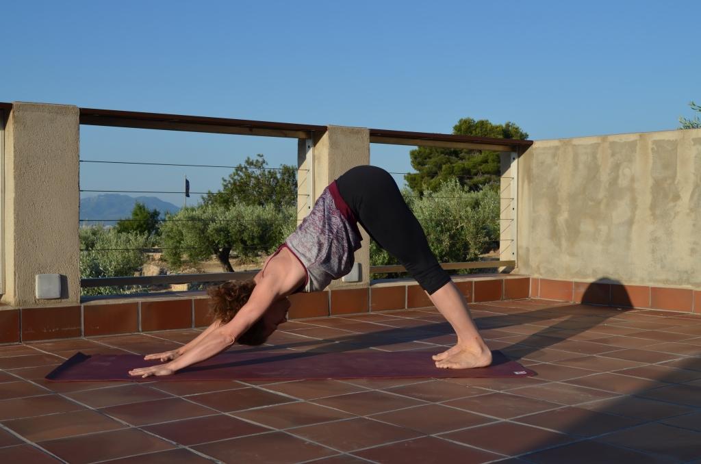 Daniela Küng, Inahberin von Ananda Yoga im Zürcher Oberland