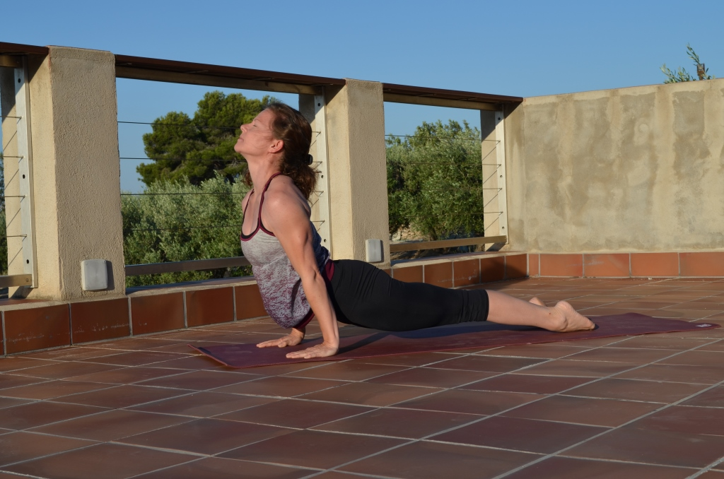 Daniela Küng, dipl. Yogalehrerin SYV/EYU